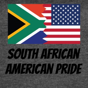 South African American Pride - Women's Vintage Sport T-Shirt
