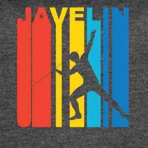 Vintage Javelin Graphic - Women's Vintage Sport T-Shirt