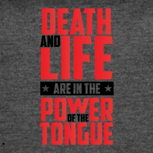 Death and Life - Women's Vintage Sport T-Shirt