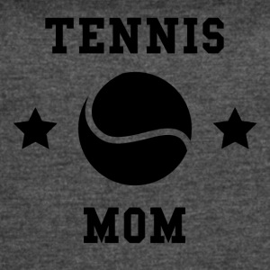 Tennis Mom - Women's Vintage Sport T-Shirt
