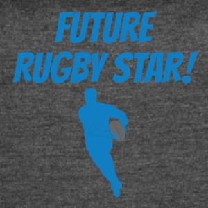 Future Rugby Star - Women's Vintage Sport T-Shirt