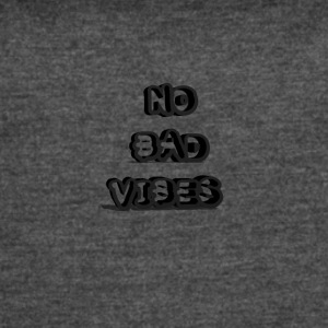 no bad vibes - Women's Vintage Sport T-Shirt