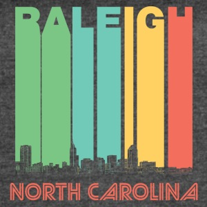 Retro Raleigh North Carolina Skyline - Women's Vintage Sport T-Shirt