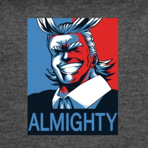 ALL MIGHT - Women's Vintage Sport T-Shirt