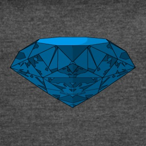 Blue Diamond - Women's Vintage Sport T-Shirt