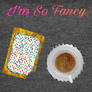 I'm So Fancy - Women's Vintage Sport T-Shirt
