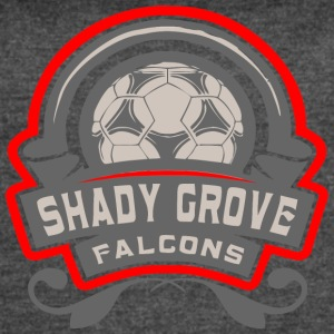 Shady Grove Falcons - Women's Vintage Sport T-Shirt