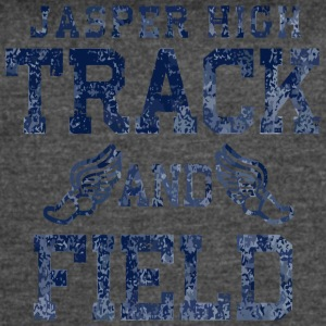 Jasper High Track And Field - Women's Vintage Sport T-Shirt