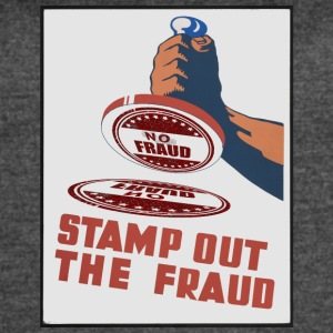 stamp out fraud - Women's Vintage Sport T-Shirt