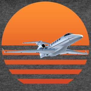 Sunset Jet - Women's Vintage Sport T-Shirt