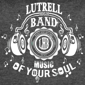 Lutrell High Band Music And Rhythm LHB - Women's Vintage Sport T-Shirt