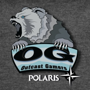Outcast Gamers Polaris - Women's Vintage Sport T-Shirt