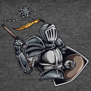 armored knight - Women's Vintage Sport T-Shirt