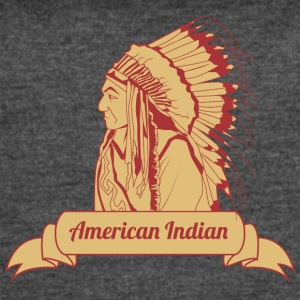 american_indian_brown - Women's Vintage Sport T-Shirt