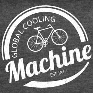 Global Cooling Machine - Women's Vintage Sport T-Shirt