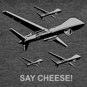 Say Cheese - Women's Vintage Sport T-Shirt
