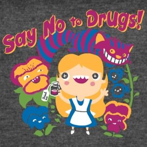 Say No To Drugs - Women's Vintage Sport T-Shirt