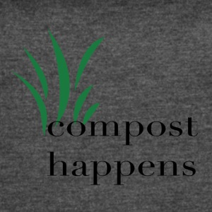 Compost Happens - Women's Vintage Sport T-Shirt