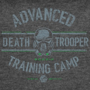 Advanced Death Trooper Training Camp - Women's Vintage Sport T-Shirt