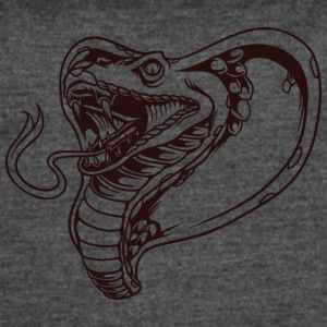 cobra_black - Women's Vintage Sport T-Shirt