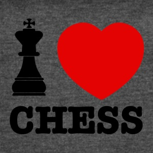 chess love - Women's Vintage Sport T-Shirt