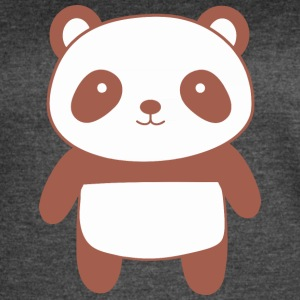 Cute and Kawaii Panda Bear - Women's Vintage Sport T-Shirt