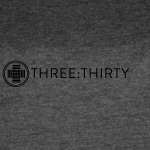 THREE:THIRTY Horizontal - Women's Vintage Sport T-Shirt