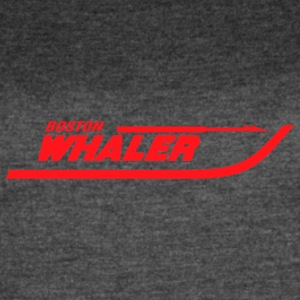 boston whaler - Women's Vintage Sport T-Shirt