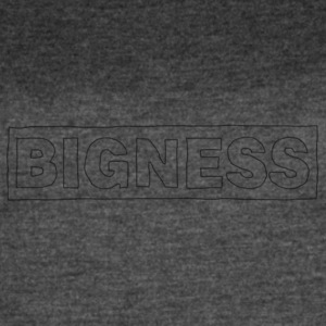 BIGNESS Scribble - Women's Vintage Sport T-Shirt