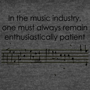 The Music Industry - Women's Vintage Sport T-Shirt
