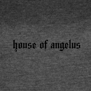 house of angelus (writing) - Women's Vintage Sport T-Shirt