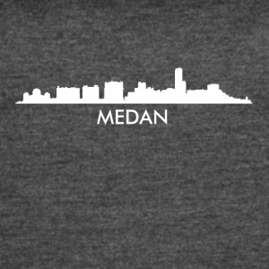 Medan Indonesia Skyline - Women's Vintage Sport T-Shirt
