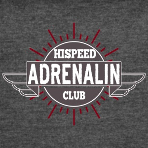 Adrenalin Hispeed Club - Women's Vintage Sport T-Shirt