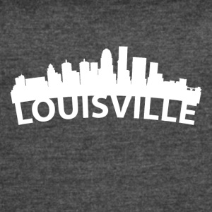 Arc Skyline Of Louisville KY - Women's Vintage Sport T-Shirt