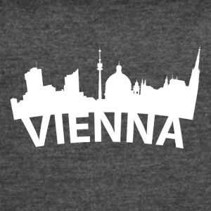 Arc Skyline Of Vienna Austria - Women's Vintage Sport T-Shirt