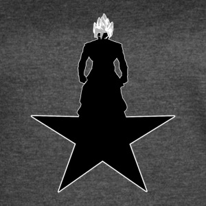BLACK_STAR - Women's Vintage Sport T-Shirt