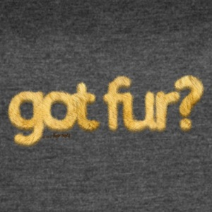 got fur?-Furry Fun-Gay Bear Pride-Pizzly Bear - Women's Vintage Sport T-Shirt