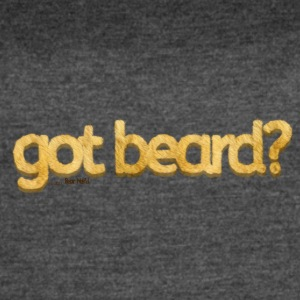 got beard?-Furry Fun-Bear Pride-Pizzly Bear - Women's Vintage Sport T-Shirt