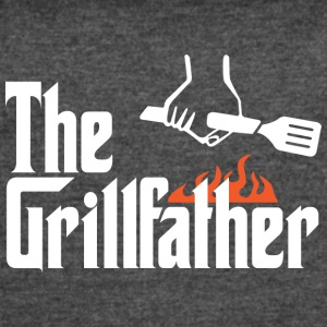 The Grillfather - Women's Vintage Sport T-Shirt
