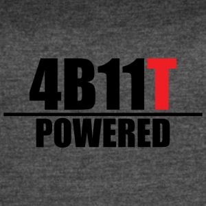 4B11T Powered - Women's Vintage Sport T-Shirt