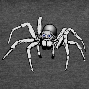 grey giant spider - Women's Vintage Sport T-Shirt