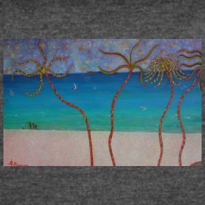 The Beach - Women's Vintage Sport T-Shirt