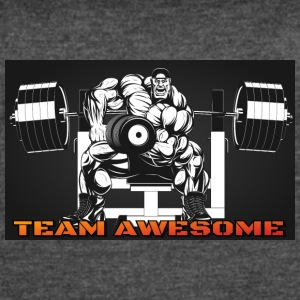 Team awesome - Women's Vintage Sport T-Shirt