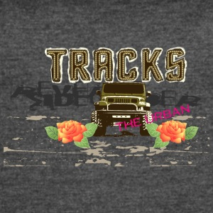 TRACKS - Women's Vintage Sport T-Shirt