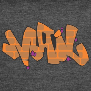 mail_graffiti - Women's Vintage Sport T-Shirt