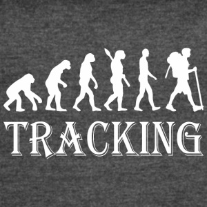 Evolution Track Tracking - Women's Vintage Sport T-Shirt