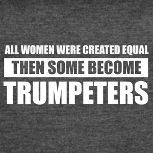 Trumpeters design - Women's Vintage Sport T-Shirt