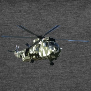 US Army Helicopter Special Forces Airforce - Women's Vintage Sport T-Shirt