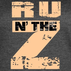 R U N' THE Z - Women's Vintage Sport T-Shirt