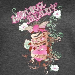Natural beauty - Women's Vintage Sport T-Shirt